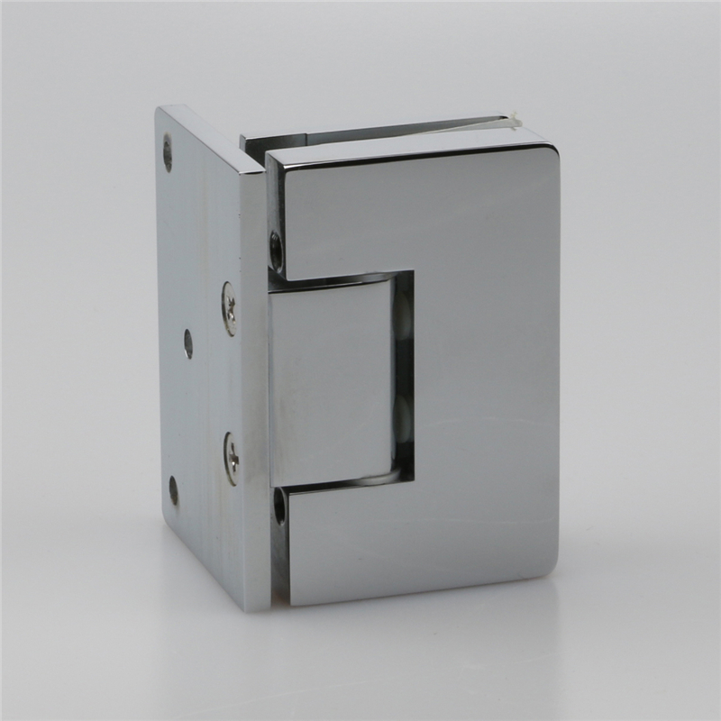 Hot selling durable stainless steel hinges for shower screen H115L