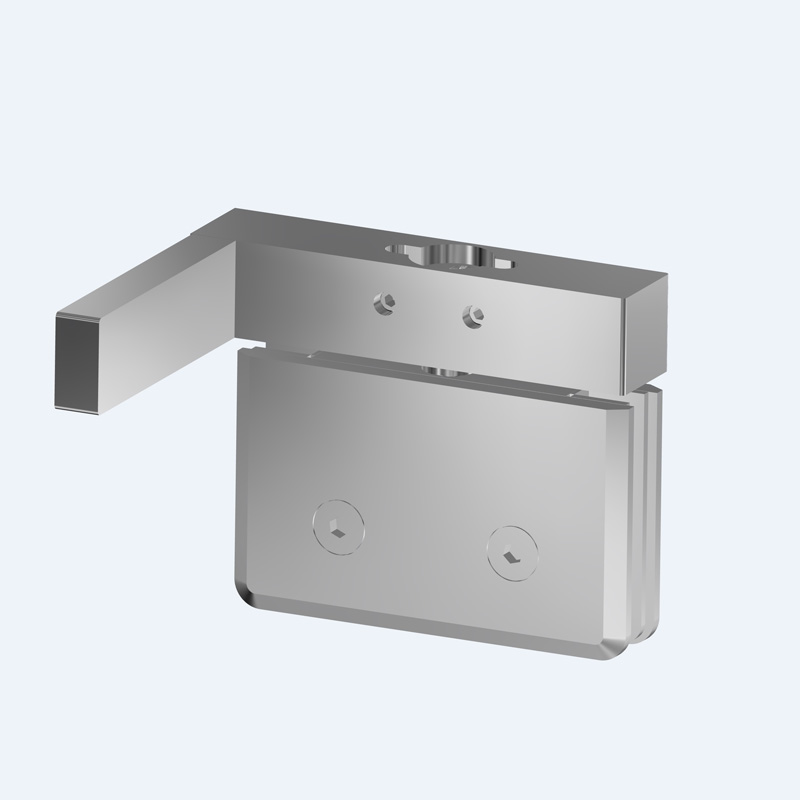 Wall mount glass door shower pivot hinge T1020L
