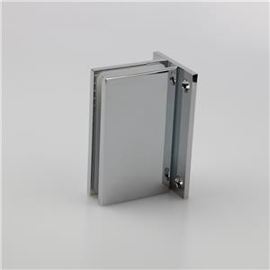 Bilateral fixed stainless steel glass panel clamp B101