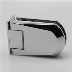 Long wall mount glass door hinge H2040