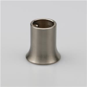 Round steel tube connector for shower room pipe SU19-01