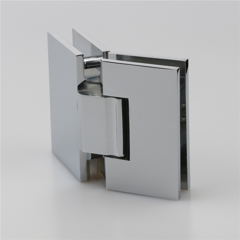 135 degree glass to glass spring shower hinges of H116 series